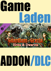Official Guardians of Graxia Elves and Dwarves Expansion (PC)