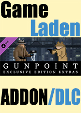 Official Gunpoint Extras Pack 2 (PC)