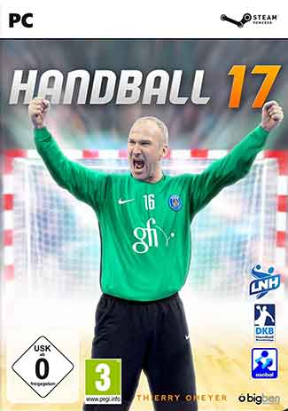 Official Handball 17 (PC)