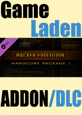 Official Hardcore Package Part 1 / for Hacker Evolution (PC)