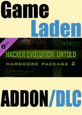Official Hardcore Package Part 2 / for Hacker Evolution: Untold (PC)