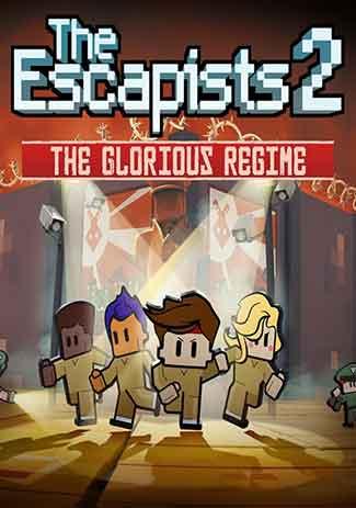 Official The Escapists 2 - Glorious Regime Prison DLC (PC)