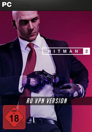 Official Hitman 2 Standard RU Version (PC)