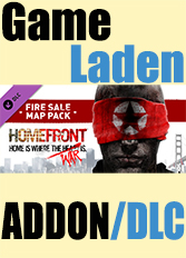 Official Homefront: Fire Sale Map (PC)
