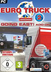 Official Euro Truck Simulator 2 - Going East! (PC)