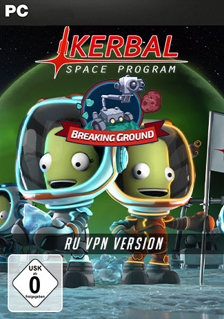 Official Kerbal Space Program Breaking Ground Expansion RU Version (PC)
