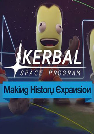 Official Kerbal Space Program - Making History Addon (PC/Mac)