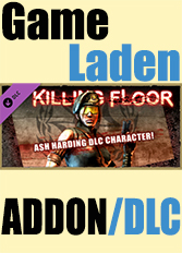 Official Killing Floor - Ash Harding Character Pack (PC)