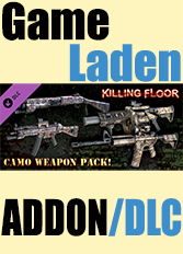Official Killing Floor - Camo Weapon Pack (PC)