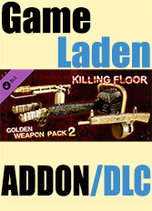 Official Killing Floor - Golden Weapon Pack 2 (PC)