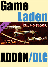 Official Killing Floor - Golden Weapons Pack (PC)