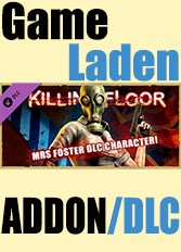 Official Killing Floor - Mrs Foster Pack (PC)
