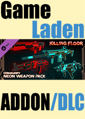 Official Killing Floor - Neon Weapon Pack (PC)