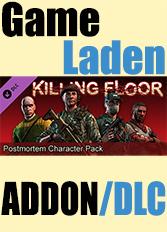 Official Killing Floor PostMortem Character Pack (PC)