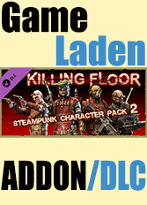 Official Killing Floor Steampunk Character Pack 2 (PC)