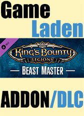 Official King's Bounty: Legions - Beast Master Pack (PC)