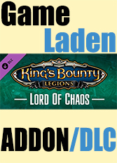 Official King's Bounty: Legions - Lord of Chaos Pack (PC)