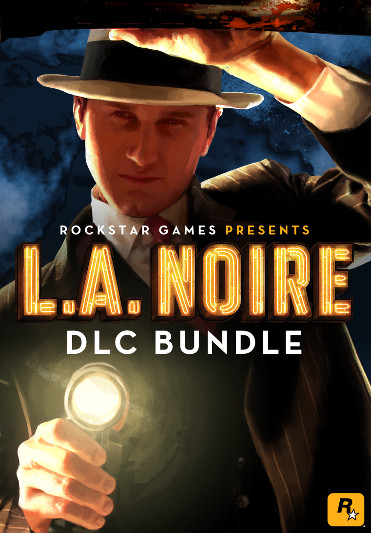 Official L.A. Noire: DLC Bundle (PC)