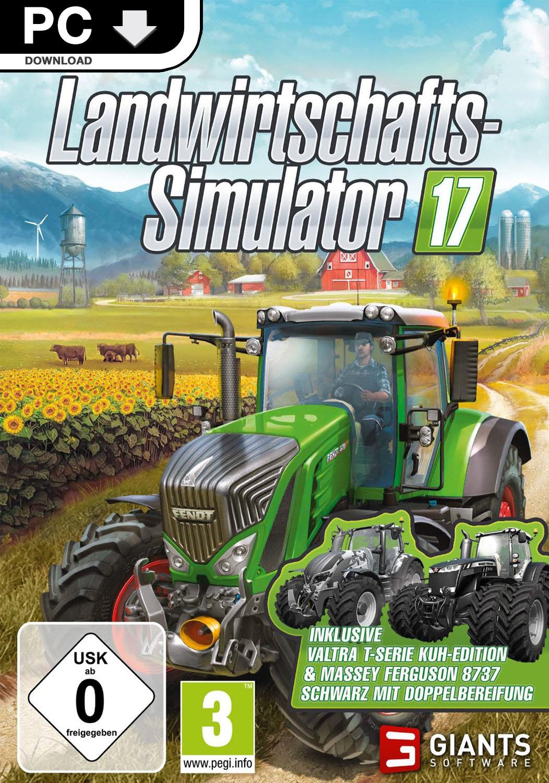 Official Landwirtschafts-Simulator 17 (PC)