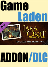 Official Lara Croft GoL: All the Trappings - Challenge Pack 1 (PC)
