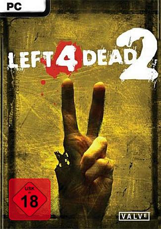 Left 4 Dead 2 Steam CD Key