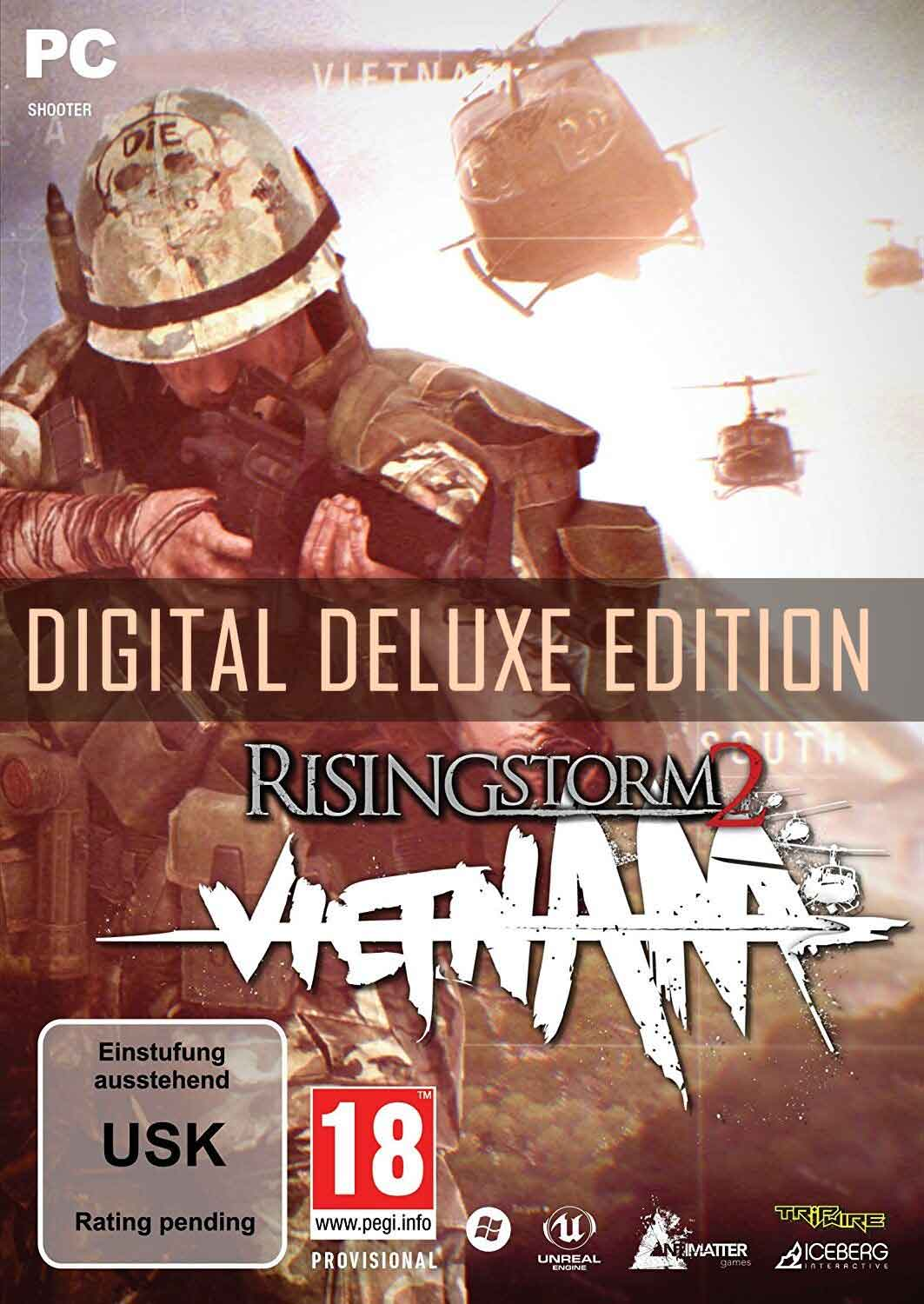 Official Rising Storm 2: VIETNAM Digital Deluxe Edition (PC)