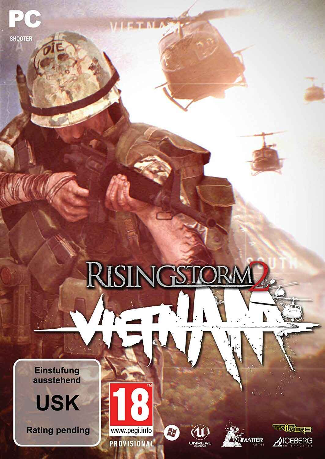 Official Rising Storm 2: VIETNAM (PC)