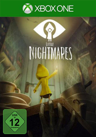 Official Little Nightmares (Xbox One Download Code)