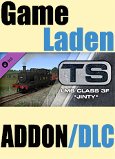 """Official LMS Class 3F """"Jinty"""" (PC)"""