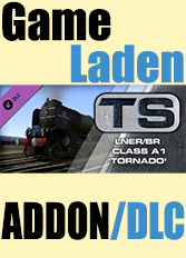 Official LNER A1 Tornado Add-On (PC)