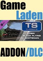 Official LNER Black Flying Scotsman (PC)