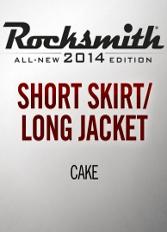 Official Rocksmith 2014 - Cake - Short Skirt/Long Jacket (PC)