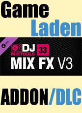 Official Loopmasters - DJ Mixtools 33 - Mix FX Vol. 3 (PC)