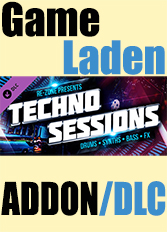 Official Loopmasters - Re-Zone Presents Techno Sessions (PC)