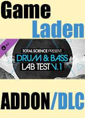 Official Loopmasters - Total Science DnB Lab Test Vol. 1 (PC)