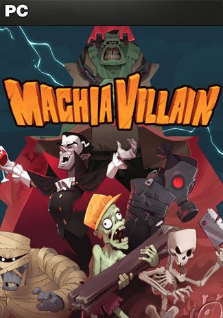 Official MachiaVillain (PC/Mac)
