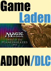 """Official Magic 2013 """"Exalted Darkness"""" Foil Conversion (PC)"""