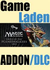 "Official Magic 2013 ""Goblin Gangland"" Deck Key (PC)"