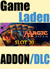 Official Magic 2014 Sealed Slot 16-20 (PC)