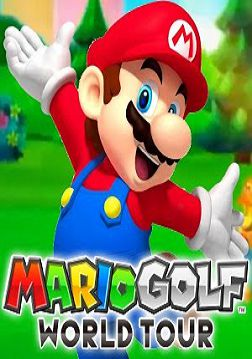 Official Mario Golf World Tour - Nintendo eShop Code (3DS/EU/Digital Download Code)