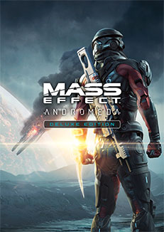 Official Mass Effect: Andromeda - Deluxe Edition (PC) (Guthaben Code - nur DE)