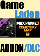Official Max Payne 3: Cemetery Map (PC)