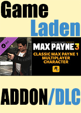 Official Max Payne 3: Classic Max Payne Character (PC)