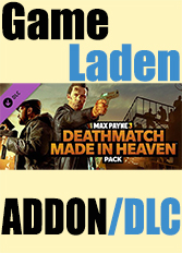 Official Max Payne 3: Deathmatch Made In Heaven Pack (PC)