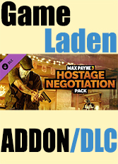 Official Max Payne 3: Hostage Negotiation Pack (PC)