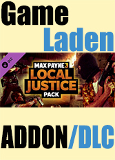 Official Max Payne 3: Local Justice Pack (PC)