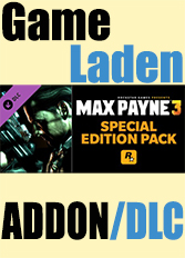 Official Max Payne 3: Special Edition Pack (PC)