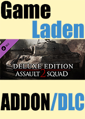 Official Men of War: Assault Squad 2 - Deluxe Edition upgrade (PC)