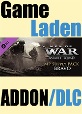 Official Men of War: Assault Squad - MP Supply Pack Bravo (PC)