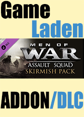 Official Men of War: Assault Squad - Skirmish Pack (PC)